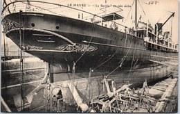 76 LE HAVRE - Le SAVOIE En Cale Sèche. - Le Havre