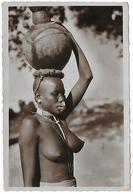 Tchad )  MOUSGOUM  -  Femme Mousgoum  (  Seins Nus  ) - Tchad