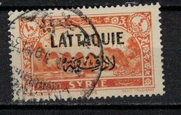 LATTAQUIE         N°  YVERT    11  OBLITERE       ( Ob   2/33 ) - Oblitérés