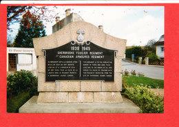 Photo 27 Canadian Fusilier Regiment * Format 15 Cm X 10 Cm - Monuments Aux Morts