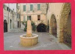 Modern Post Card Of Piazza Dei Dolori,San Remo, Liguria, Italy,A45. - San Remo