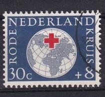 Netherlands 1957, Red Cross Nvphnr 699 Vfu. Cv 2,90 Euro - Oblitérés