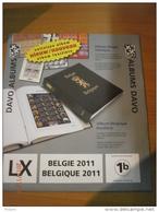 SUPPLEMENT DAVO BELGIQUE 2011 LX 1b . - Album & Raccoglitori