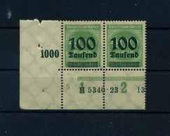 DEUTSCHES REICH 1923 Nr 290 Postfrisch (100669) - Deutschland