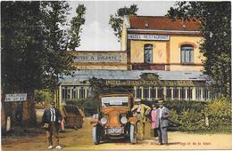 QUEEND PLAGE : HOTEL DE QUEND PLAGE - Quend