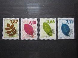 VEND BEAUX TIMBRES PREOBLITERES DE FRANCE N° 236 - 239 , XX !!! - 1989-....