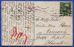 RAR!!! POLA, Junge Hübsche Frau Mit Strümpfe/Strumpfb ... 1915, Staatspolizeilich Zensuriert - Errores & Curiosidades