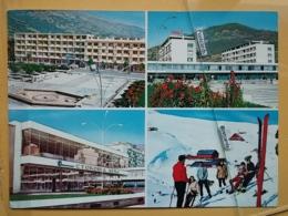 KOV 358-1 - TETOVO, MACEDONIA, POPOVA SAPKA, SKI SPORT 6 Razglednica - Macedonië