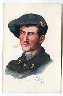 CPA   Illustrateur  :  Jean  DROIT  1915  N° 11  A  VOIR  !!!!!!! - Droit