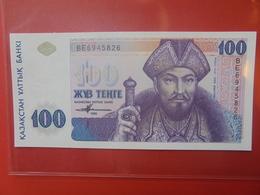 KAZAKHSTAN 100 TENGE 1993 PEU CIRCULER/NEUF - Kazakhstan