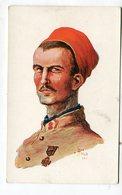 CPA   Illustrateur  :  Jean  DROIT  1915  N° 13  A  VOIR  !!!!!!! - Droit