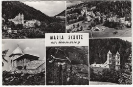 Maria Schutz Am Semmering - (u.a. Ski Lift) - 1968 - Semmering