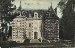 Cp Longueville Seine Et Marne, Château De Besnard - France