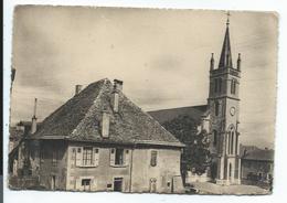 St Julien En Genevois L'eglise,saint Julien - Saint-Julien-en-Genevois