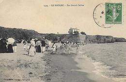 29)    LE  POULDU  - Les Grands Sables - Le Pouldu