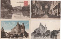 20 / 1 / 175  -   MONTBELLIARD  ( 25 ). LOT  DE 7. CPA  -toutes Scanées - Cartes Postales