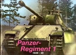 Panzerregiment 1 - 1935-45 - Bücher