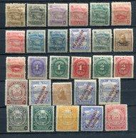 Nicaragua / Int. Lot Mit Klass./semiklass. Werten (4574) - Lots & Kiloware (max. 999 Stück)