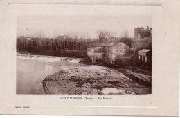 C.P.A Saint Sulpice La Pointe Tarn     Le Moulin Sur L'Agout - Saint Sulpice