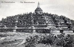 Site Bouddhique De Borobudur - Indonesia