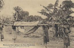Malawi  )  Mission Su Shiré Des Pères Montfortain - Sœur Pharmacienne En Tournée - Malawi