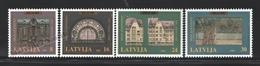 Lettonie – Latvia – Letonia 1996 Yvert 402-05, 8th Centenary Of Riga - MNH - Letland