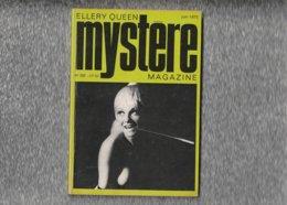 """"""""""" ELLERY QUEEN """""""" -- Mystére Magazine -- Juin 1972  --  N ° 292 .... - Opta - Ellery Queen Magazine"""