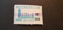 Algérie Yvert TCP 164** - Paquetes Postales