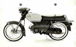 "Florett GT +-17cm X 11cm "" Perforada "" Moto MOTOCROSS MOTORCYCLE Douglas J Jackson Archive Of Motorcycles - Fotos"