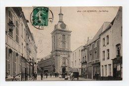 - CPA LE QUESNOY (59) - Le Beffroy 1910 (avec Personnages) - Photo Delsart 4609 - - Le Quesnoy