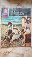 VINTAGE 1968 YUGOSLAVIA FILM MOVIE MAGAZINE NEWSPAPERS Elizabeth Taylor BURTONCarol Lynley George Chakiris Sidney Poiti - Livres, BD, Revues