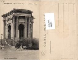 644881,Montpellier Herault Promenade De Peyrou - France