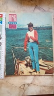 VINTAGE 1968 YUGOSLAVIA FILM MOVIE MAGAZINE NEWSPAPERS Hayley Mills Anna Karina Johnny Hallyday Giorgia Moll - Livres, BD, Revues