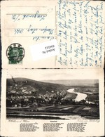 644512,Vlotho An Der Weser Weserlied Winterberg Nach Lengerich Westfalen - Ansichtskarten