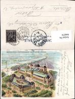 644374,Ausstellung Exposition Universelle De Paris 1900 Lithographie Champ Elysees - Ansichtskarten