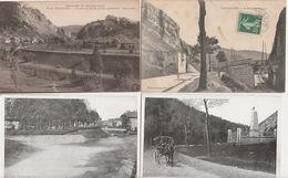 20 / 1 / 178.   -  PONTARLIER   ( 25 ).  - LOT  DE  12  CPA  & 3  CPSM  - Toutes Scanées - 5 - 99 Postcards