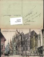 643930,Troyes Aube Eglise St. Urbain - Ohne Zuordnung