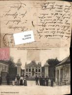 643926,Troyes Aube Soldaten Ancien College St. Bernard Caserne Kaserne - Ohne Zuordnung