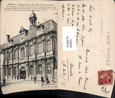 643922,Troyes Aube Hotel De Ville - Ohne Zuordnung