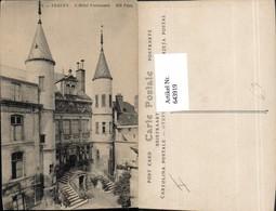 643919,Troyes Aube Hotel Vauluisant - Ohne Zuordnung