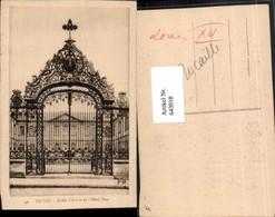 643918,Troyes Aube Gitter Grille Entree Hotel Dieu - Ohne Zuordnung