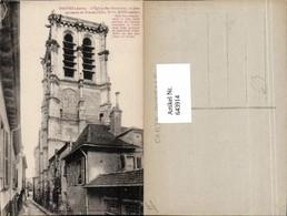 643914,Troyes Aube Eglise Saint Madeleine - Ohne Zuordnung