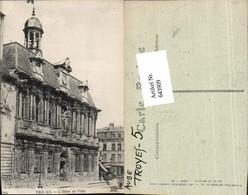 643909,Troyes Aube Hotel De Ville - Ohne Zuordnung