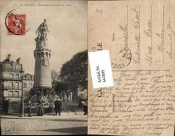 643899,Troyes Aube Monument Aux Enfants Laterne - Ohne Zuordnung