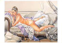 Mel RAMOS - Touche Boucher - Collection Louis K. Meisel, New-York - Nu Dessiné - Pin-Up - Ursula Andress !? - Autres Illustrateurs