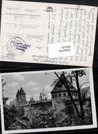 545579,WK 2 Feldpost Amberg Lazarett Dreifaltigkeit N. Loosdorf Melk 1942 - 1939-45