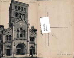 645021,Grenoble Isere Notre Dame Et La Cathedrale - Ohne Zuordnung