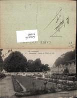 645013,Grenoble Isere Jardin De Hotel De Ville - Ohne Zuordnung