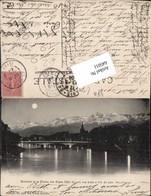 645011,Mond Litho Grenoble Isere - Ohne Zuordnung