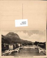 645009,Grenoble Isere Pont Brücke - Ohne Zuordnung